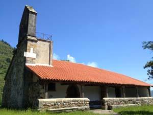 Iglesia de San Pedro (Hoz de Marrón)